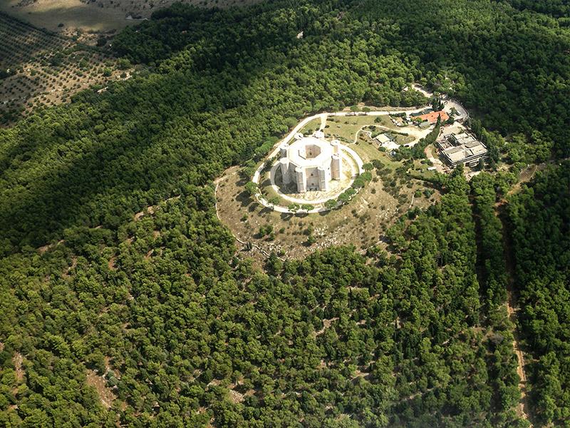 As atrações da Puglia que são patrimônios da Unesco - Castel del Monte