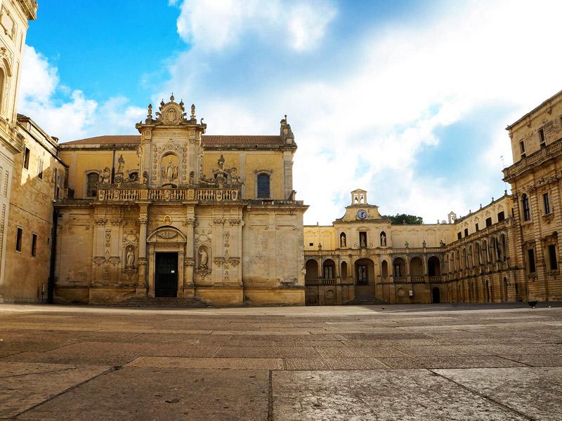 10 cidades imperdíveis na Puglia - Lecce