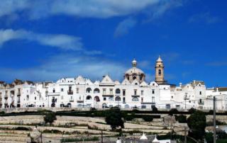 As Cidades da Puglia Bandiere Arancioni - Locorotondo
