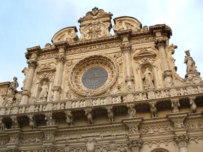 Roteiro de 5 dias na Puglia – Salento - Lecce - barroco