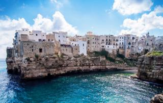 Roteiro de 4 dias na Puglia - Terra di Bari - Polignano a Mare