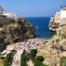 Polignano a Mare é a pérola do Adriático - Lama Monachile