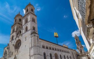 Puglia: padaria vence McDonald's em Altamura