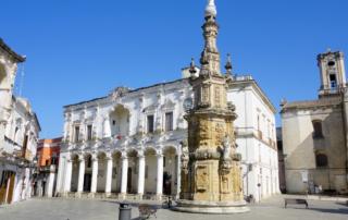 Salento no inverno: 5 cidades - Nardò - Piazza Salandra