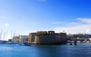 A bela cidade de Gallipoli