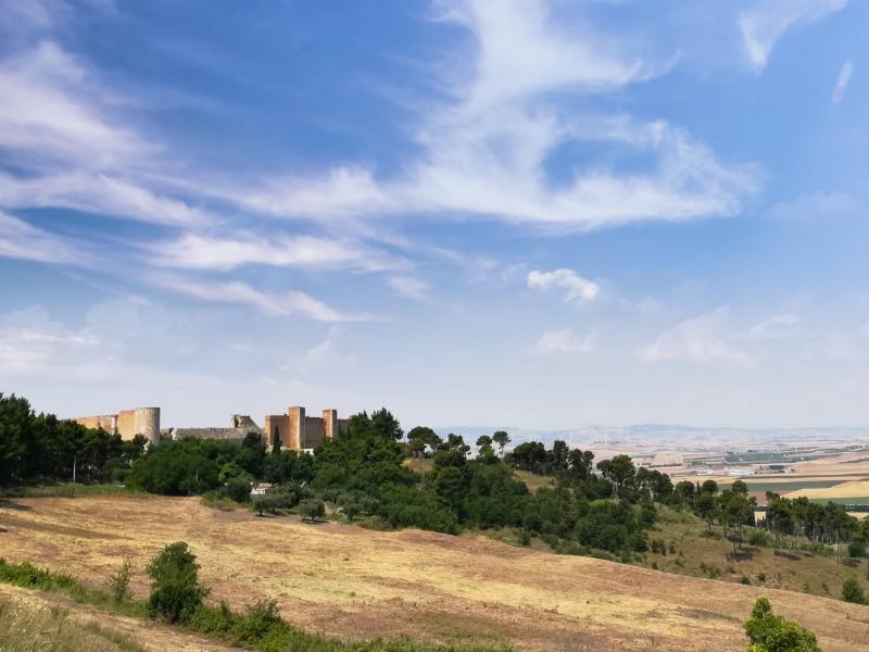 Lucera: Chave da Puglia - Fortaleza Svevo-Angioina