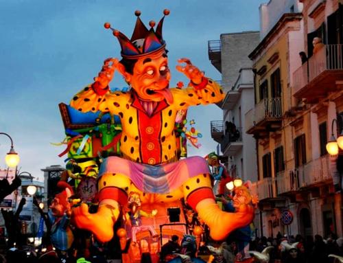 O Carnaval de Putignano