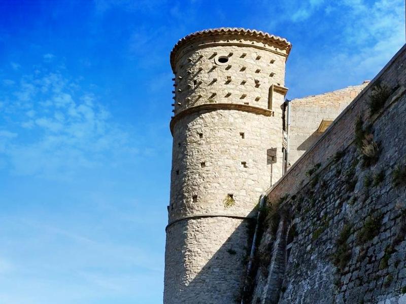 Torre del Gran Priore em Alberona