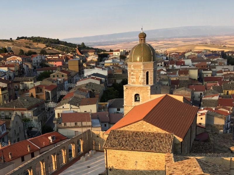 Cidades do norte da Puglia - Pietramontecorvino