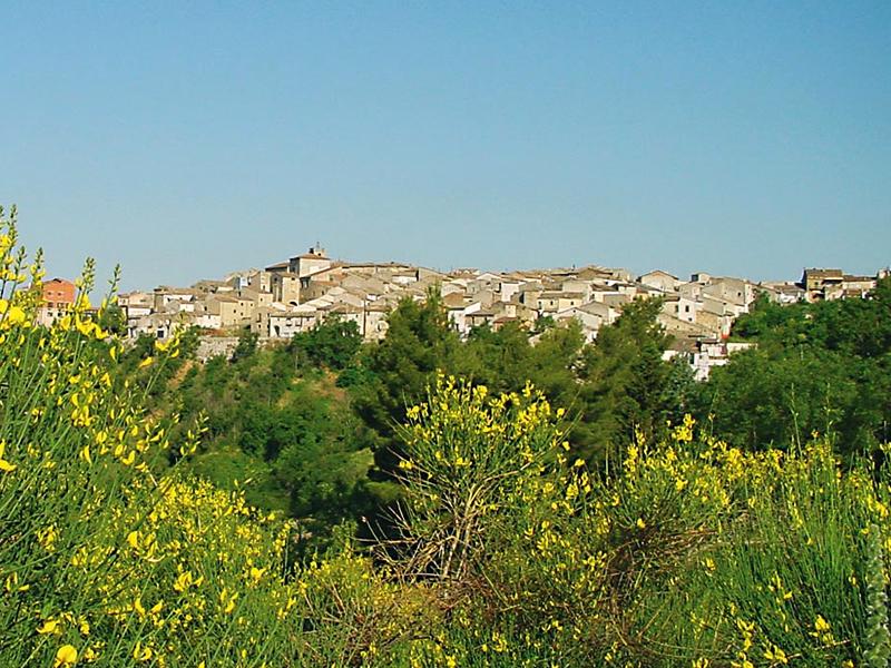 Cidades do norte da Puglia - Roseto Valfortore