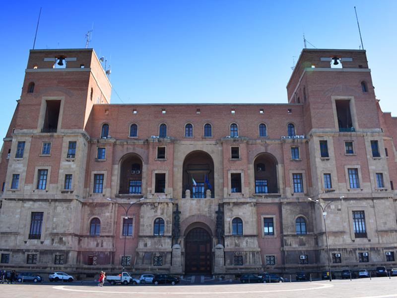Brasil na Puglia - Taranto: a cidade dos dois mares - La Rotonda e la Prefettura