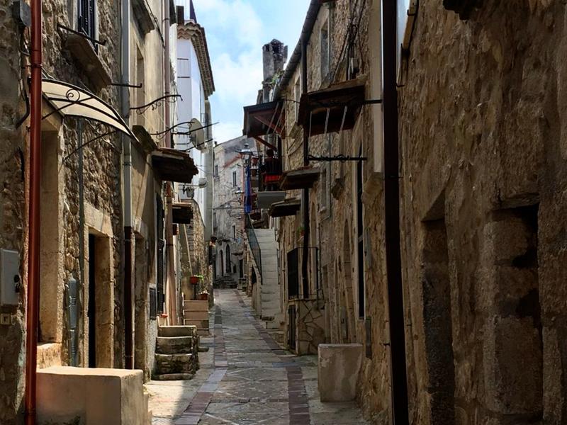 Cidades do norte da Puglia - Vico del Gargano