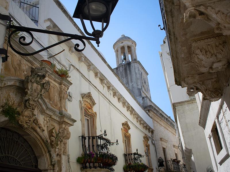 Centro histórico de Locorotondo - Palazzo Morelli