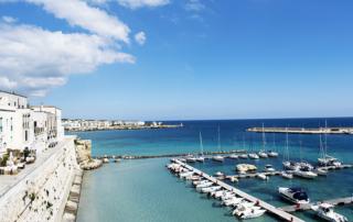 Otranto - o ponto mais oriental da Itália