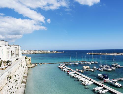 Otranto – o ponto mais oriental da Itália