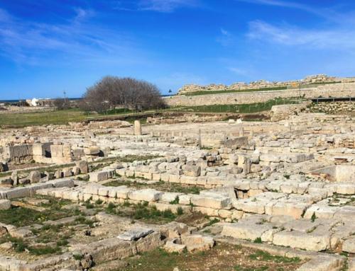 Fasano e as ruínas de Egnazia