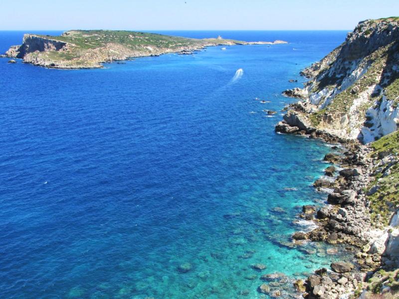 O arquipélago das Ilhas Tremiti - Capraia