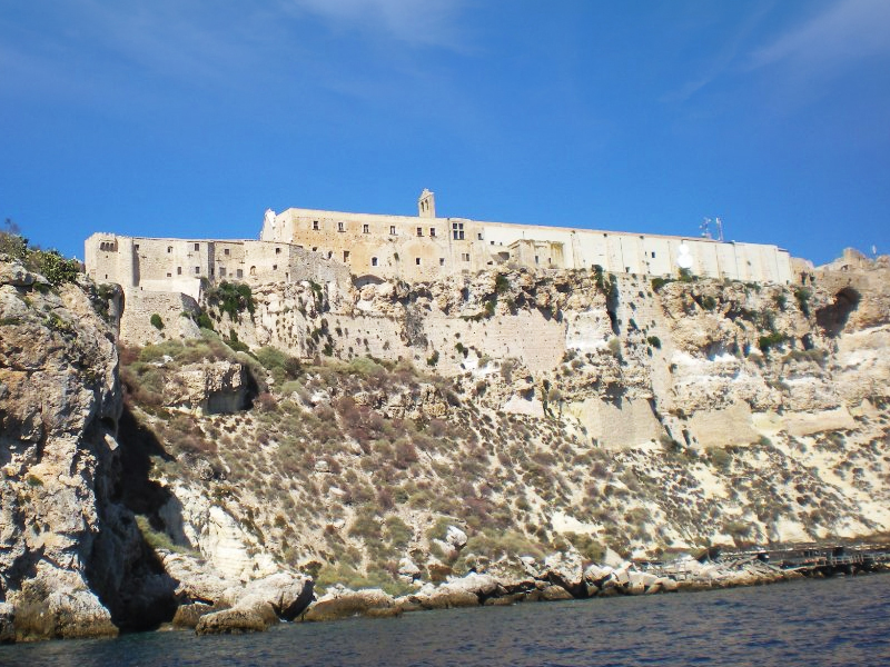 O arquipélago das Ilhas Tremiti - San Nicola