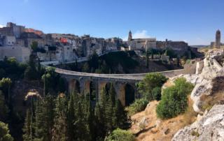 O Canyon de Gravina in Puglia