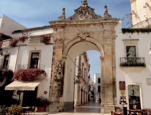 O estilo barroco deMartina Franca