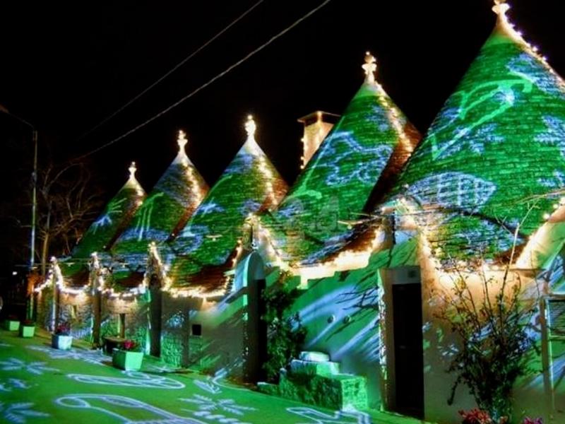 Natal na Puglia - Alberobello