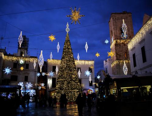 Natal na Puglia