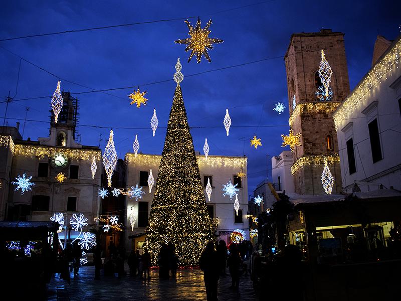 Natal na Puglia - Polignano a Mare