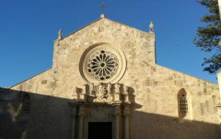 5 igrejas na Puglia
