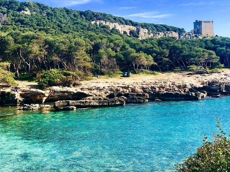 5 parques e reservas naturais da Puglia - Porto Selvaggio