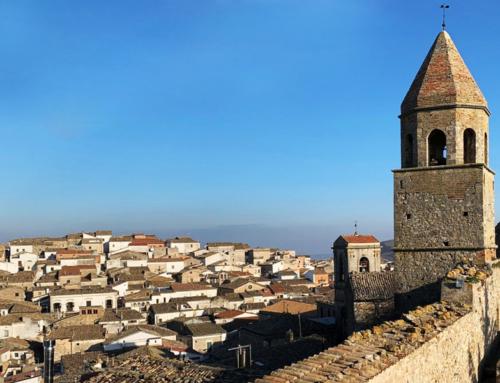 O Castelo de Bovino