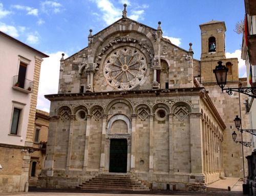 A Catedral de Troia