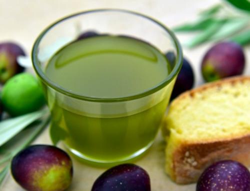 Azeite de oliva extra virgem da Puglia