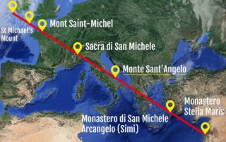 7 Santuários de São Miguel Arcanjo