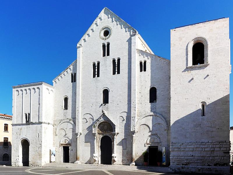 Arquitetura na Puglia