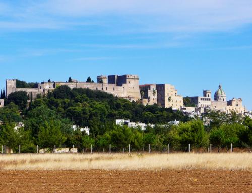 Castelo de Oria