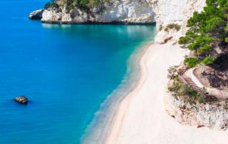 Praias desconhecidas da Puglia pelo Lonely Planet