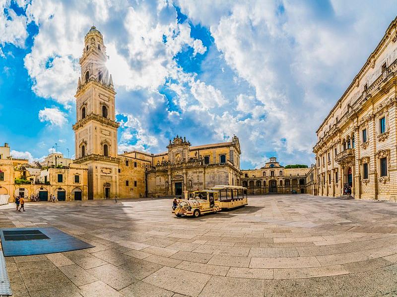 Daily Mail corona Lecce