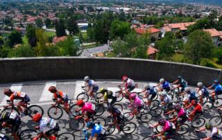 Giro Rosa 2020 na Puglia