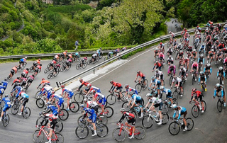 Giro d'Italia 2020 na Puglia
