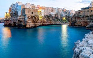 5 cidades à beira mar na Puglia