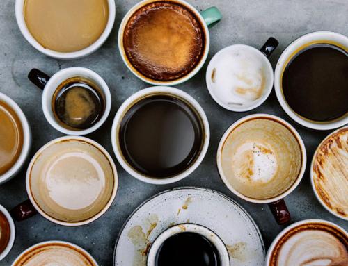 Café na Itália (e na Puglia)