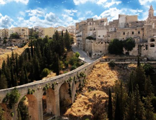 5 vistas panorâmicas da Puglia