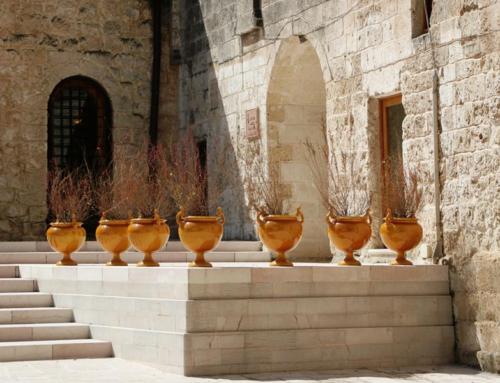 A cerâmica de Grottaglie