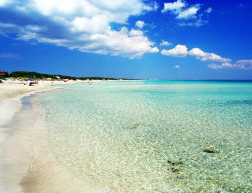 A Puglia e o Verão 2021
