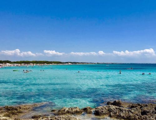 Praias e Torres de Porto Cesareo