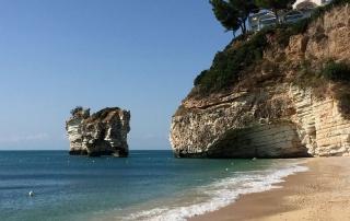 Baia delle Zagare é uma das praias mais belas do mundo