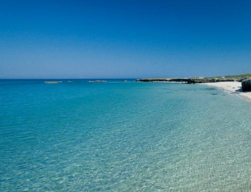 Puglia: o mar mais limpo da Itália